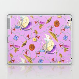 Stu's delightful meditation Laptop & iPad Skin