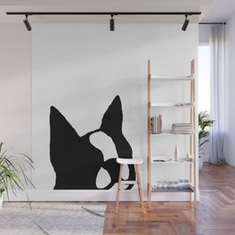 &dog Wall Mural