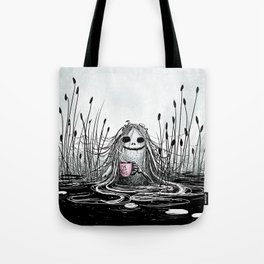 Monster Motivation Tote Bag