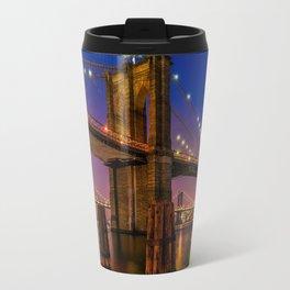New York 20 Travel Mug