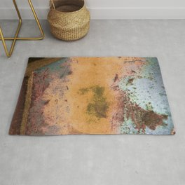 Rusted Harbor Apricot  Rug