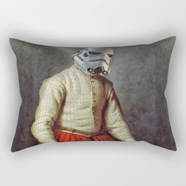 Tailor trooper Rectangular Pillow