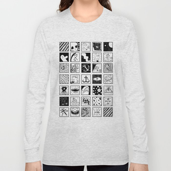 Stuff And Stuff Long Sleeve T-shirt