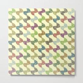 Pattern #27 Metal Print