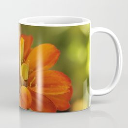 Marigold Flower Coffee Mug