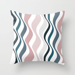 Abstract background 555 Throw Pillow