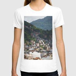 Favela - Rio - photo series T-shirt