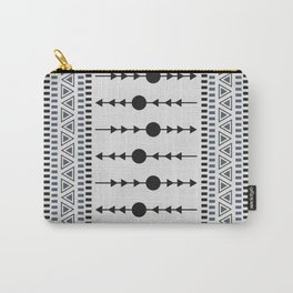 Simple ethnic decor Carry-All Pouch