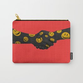 The Happy Connection Carry-All Pouch