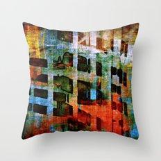 Painting Throw Pillow