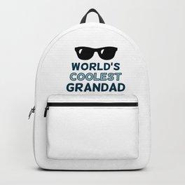World's Coolest Grandad Backpack