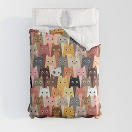 Cats Pattern Comforters