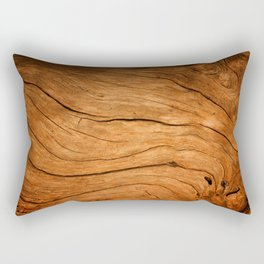 Wood Texture 99 Rectangular Pillow