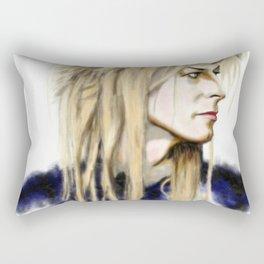 It's Only Forever Rectangular Pillow
