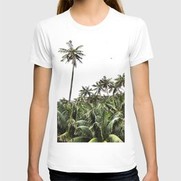 Palm Trees of Lord Howe Island T-shirt