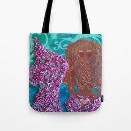 Magdalena the Mermaid Tote Bag
