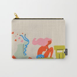 Roller train Carry-All Pouch
