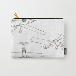 aircraft Carry-All Pouch