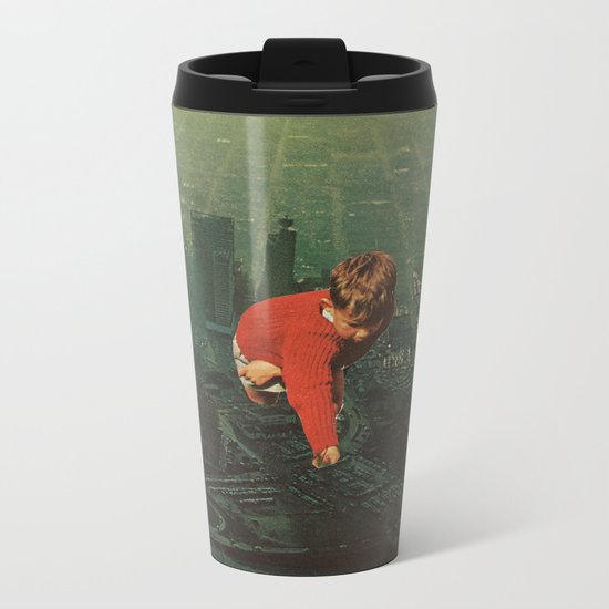 houston Metal Travel Mug