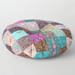 Outer Space Baby Floor Pillow