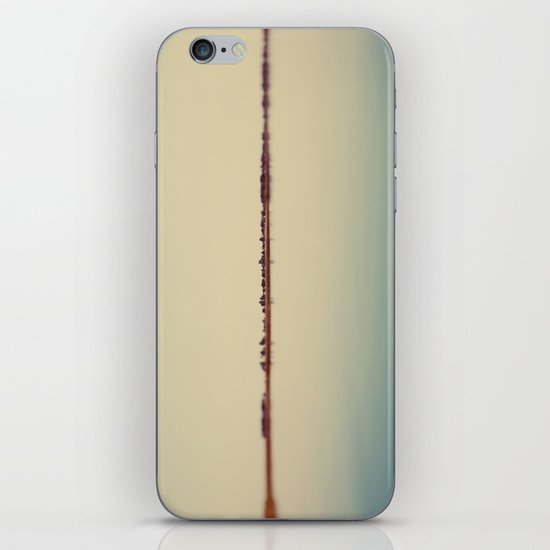Gather Your Dreams iPhone & iPod Skin