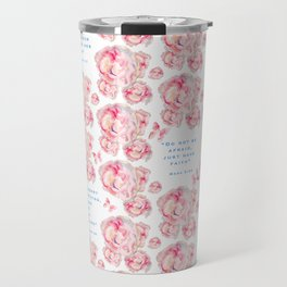 Wrap yourself in the promises of God Travel Mug