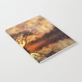 Lone Tree Notebook