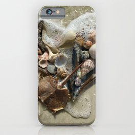 Lover's Key Shells iPhone Case