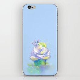 Lemon Lavender iPhone Skin