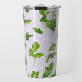 Herbs Travel Mug