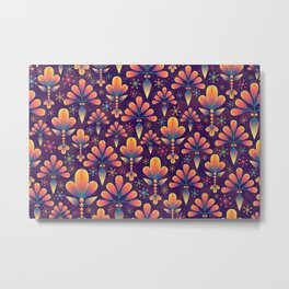 Abstract Background 215 Metal Print