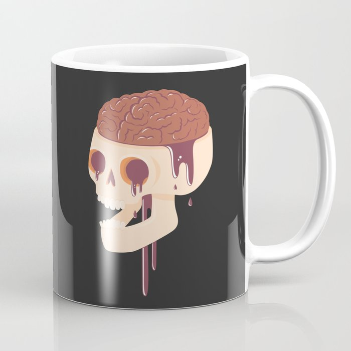 Yummy Skull Coffee Mug