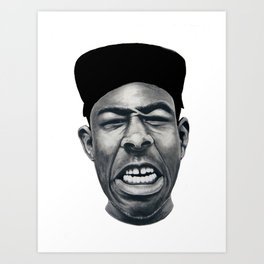IFHY (Tyler the creator) Art Print