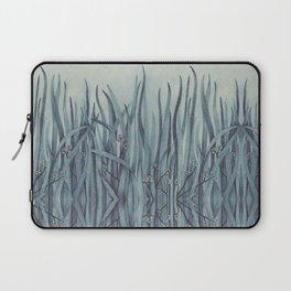 Green-Blue Grass Laptop Sleeve