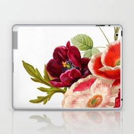 romantic floral design Laptop & iPad Skin