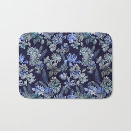 Earth & Sky Indigo Magic Bath Mat