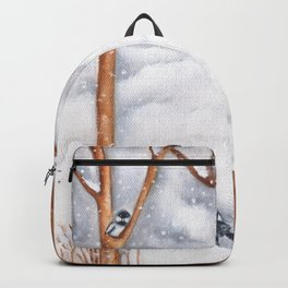 Snow Day Backpack