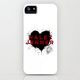 HJ iPhone Case