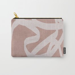 Abstract Flow I Carry-All Pouch