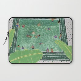 Green Riad Laptop Sleeve