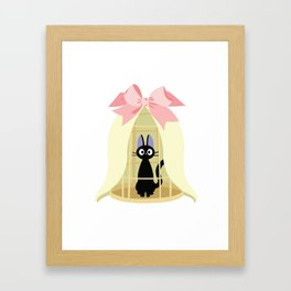 Delivery Jiji Framed Art Print