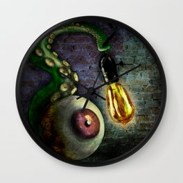 Illumination Creation Wall Clock