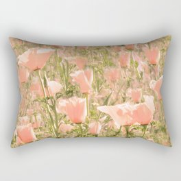 Flower carpet (69) Rectangular Pillow