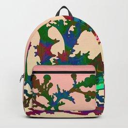 Color hoopoe Backpack