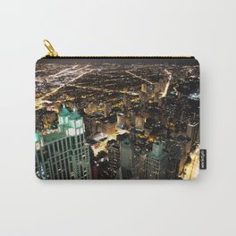 Chicago City Skyline Carry-All Pouch
