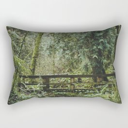 Fairie Bridge Rectangular Pillow