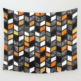 Fall Herringbone Wall Tapestry