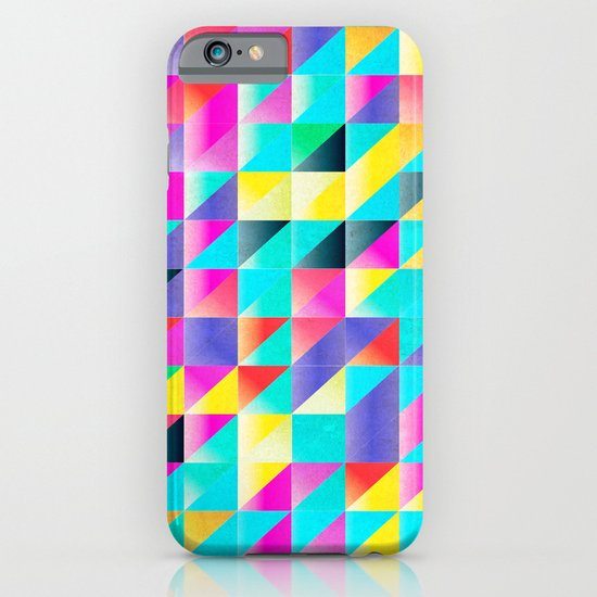 Geometric Neon  iPhone & iPod Case
