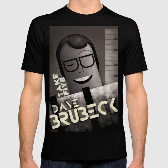 CASSANDRE SPIRIT - Dave Brubeck T-shirt