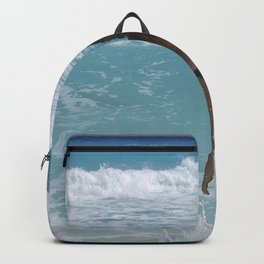 Carribean sea 1 Backpack